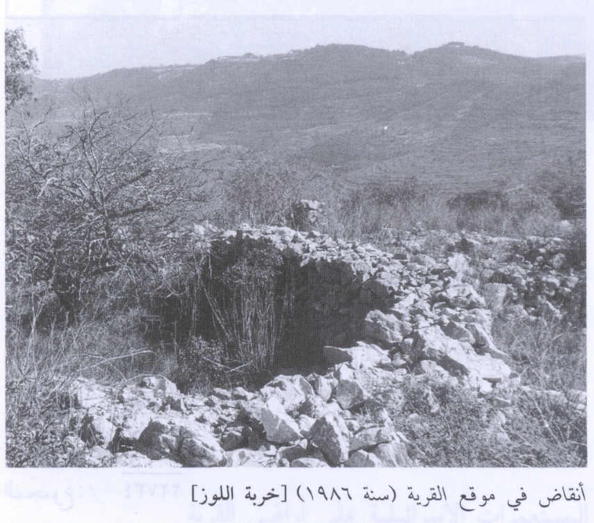 Village Rubble In 1986