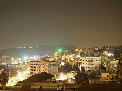 Nazareth - الناصرة : nazareth by night 3
