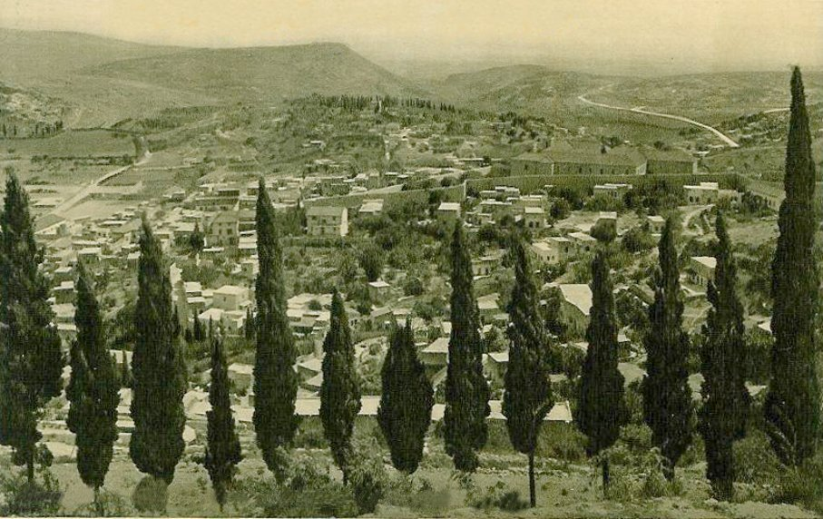 Nazareth - الناصرة : NAZARETH - Late 19th, early 20th c. 20