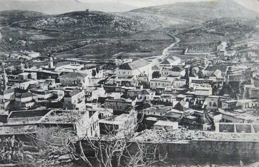 Nazareth - الناصرة : NAZARETH - Late 19th, early 20th c. 23 (1907)