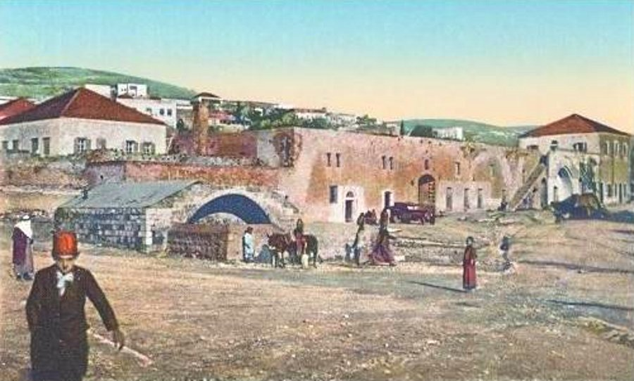 Nazareth - الناصرة : NAZARETH - Late 19th, early 20th c. 36