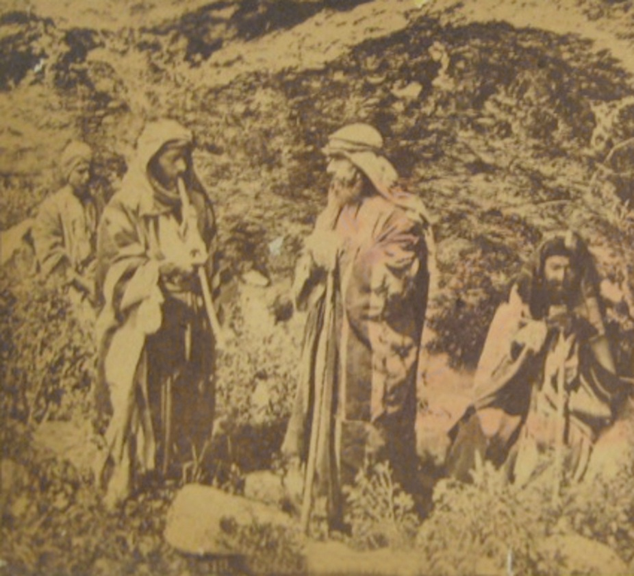 Nazareth - الناصرة : NAZARETH - Late 19th, early 20th c. 53 c. 1870s (Per Reem Ackall)
