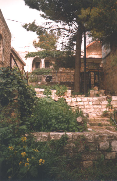 Safad - صفد : A <b>Stolen/Looted</b> House In The Safad #1, 2001