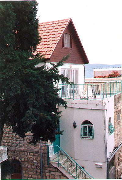 Safad - صفد : A <b>Stolen/Looted</b> House In The Safad #2, 2001