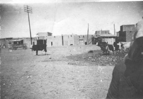 Samakh - سمخ : Ahmada Turaani Shop In The Center Of Samakh Before Occupation