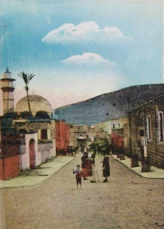 TIBERIAS - Late 19th, early 20th c. 8