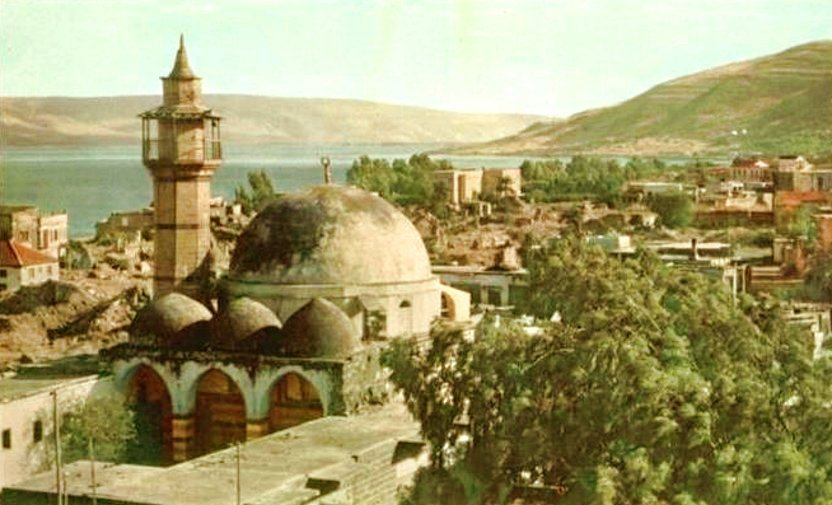 Tiberias - طبريه : TIBERIAS - Late 19th, early 20th c. 13