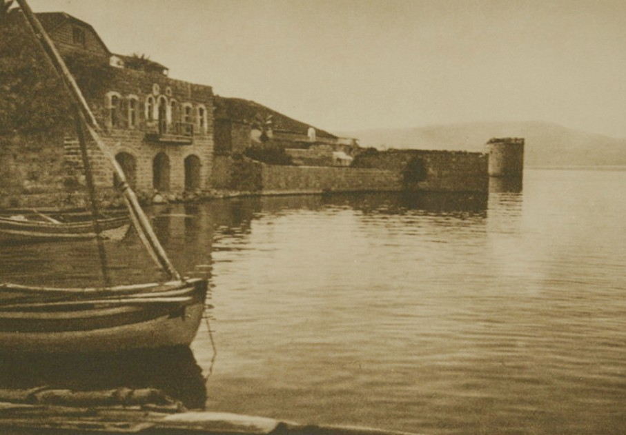 TIBERIAS - Late 19th, early 20th c. 55 (1926)