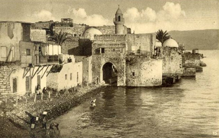 Tiberias - طبريه : TIBERIAS - Late 19th, early 20th c. 75