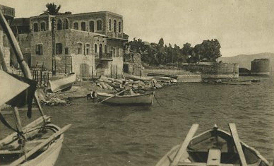 Tiberias - طبريه : TIBERIAS - Late 19th, early 20th c. 84