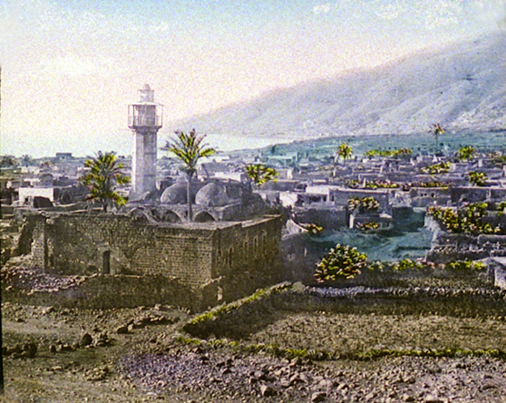TIBERIAS - Late 19th, early 20th c. 89 (1860s-70s)