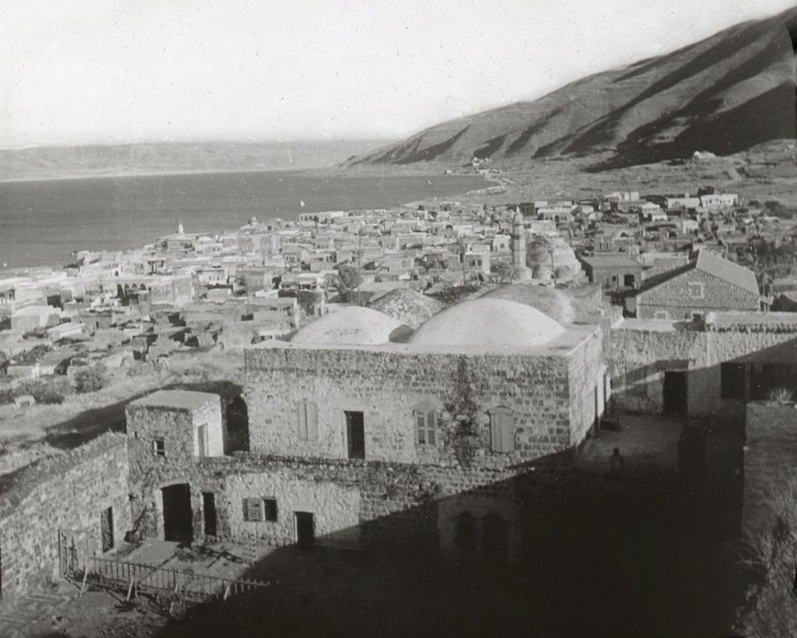 Tiberias - طبريه : TIBERIAS - Late 19th, early 20th c. 91