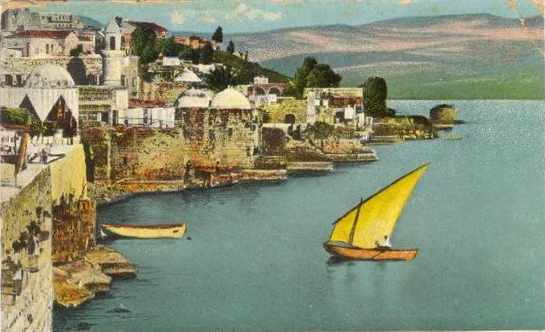 Tiberias - طبريه : Late 19th, early 20th c. 98