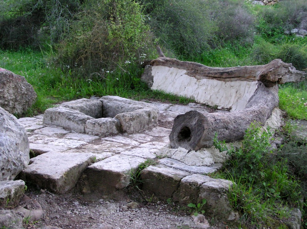 Yalu - يالو : Yalu's Old Water Well